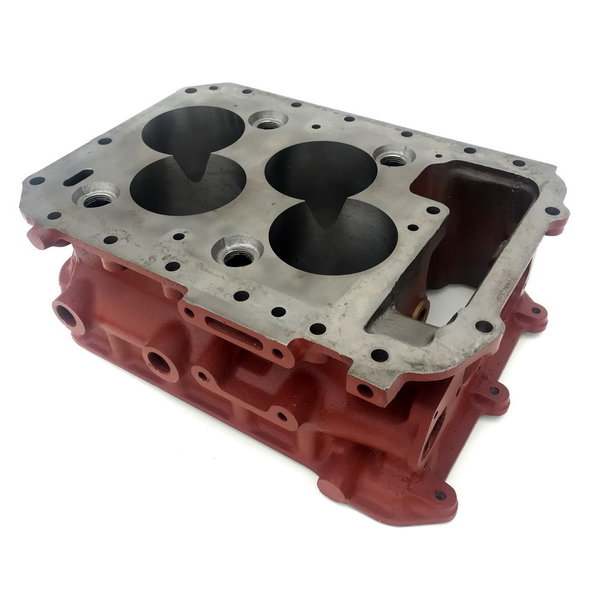 Cylinder block, 1400 cc, honed - Fulvia all