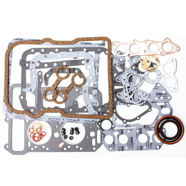Engine gasket set 1600, with oil seals - Fulvia 1,6 L