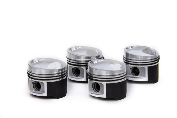 Forged pistons set (dome pistons) - Fulvia all