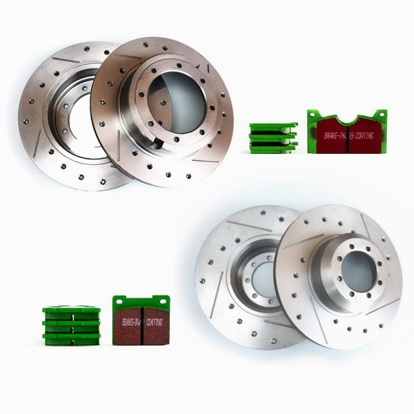 Brake Tuning Kit, Fulvia - 2nd Series