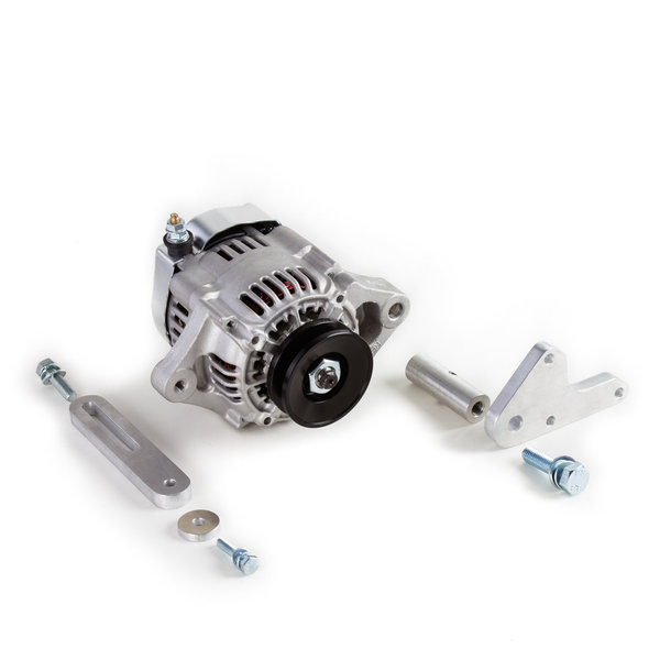 Racing sports alternator, installation kit, 40 A or 60 A -  Fulvia all