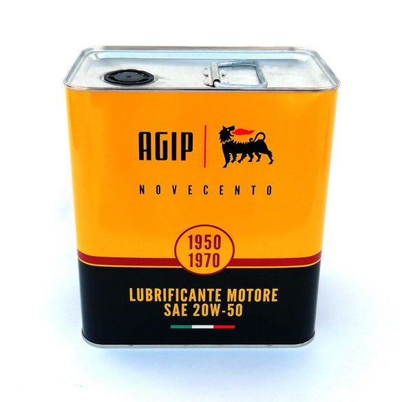 AGIP Novecento Racing Motoröl 10W-60, 4L Kanister