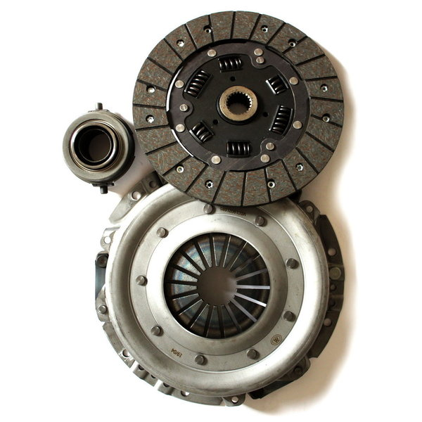 Clutch kit, Ø 215 mm, fine toothing - Lancia 2000