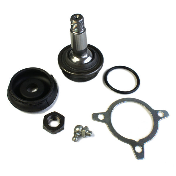 Ball joint suspension arm, with grease nipple - Flavia/Lancia