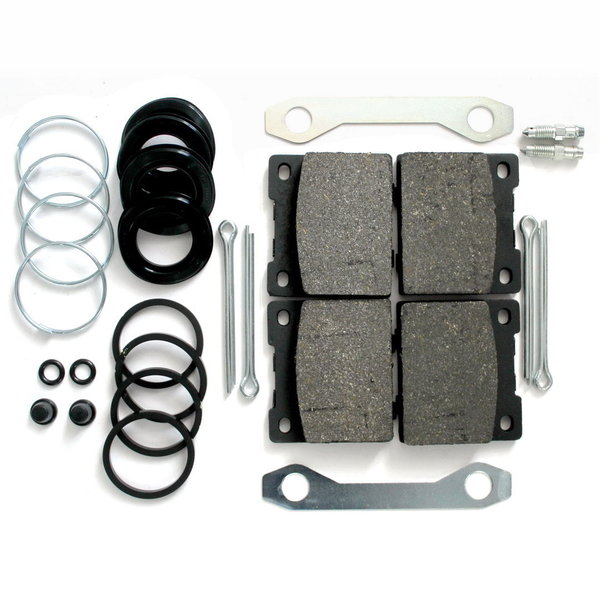 Complete kit brake repair, Girling, rear - Lancia 2000