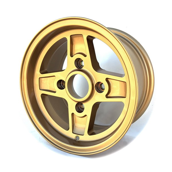 Alloy wheel Campagnolo 7 x 13, gold - Fulvia 1st series